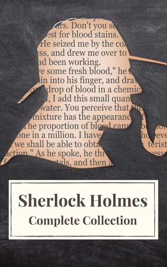 Sherlock Holmes : Complete Collection - cover