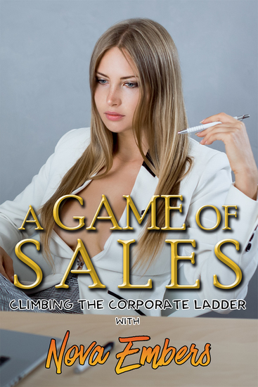 A Game of Sales - cover
