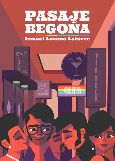 Pasaje Begoña - cover