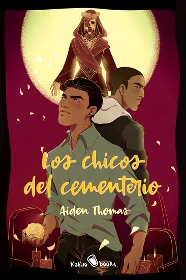 Los chicos del cementerio - (Cemetery Boys) - cover