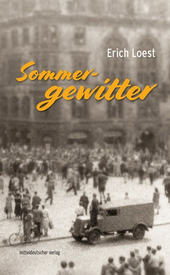 Sommergewitter - cover