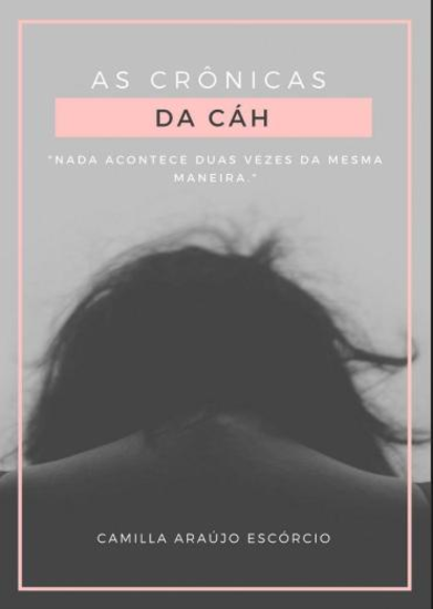 As Crônicas da Cáh - cover