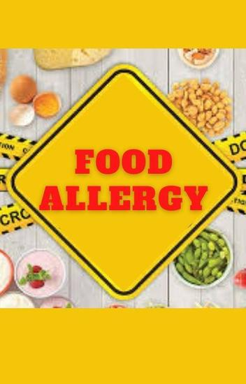 Food allergy - cover