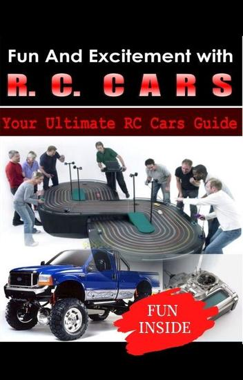 Fun And Excitement With RC Cars - cover