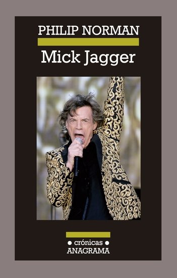 Mick Jagger - cover