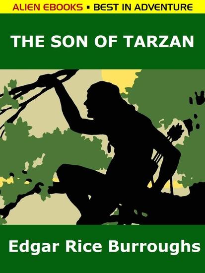 The Son of Tarzan - cover