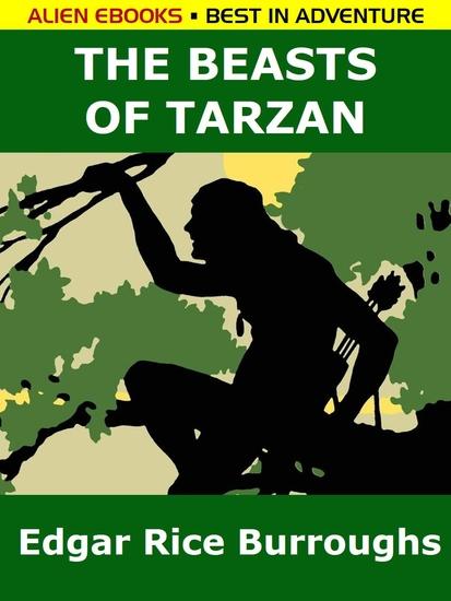 The Beasts of Tarzan - cover