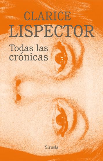 Todas las crónicas - cover