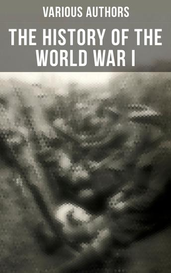 The History of the World War I - cover