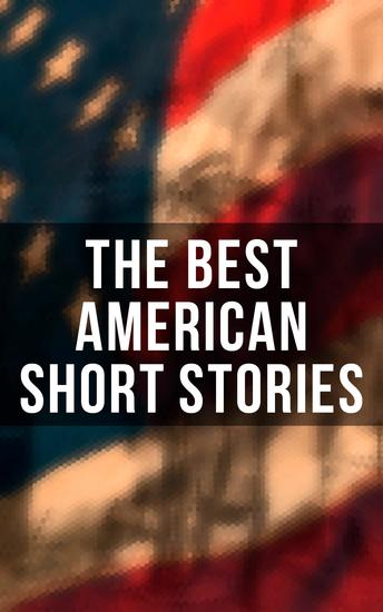 The Best American Short Stories - cover