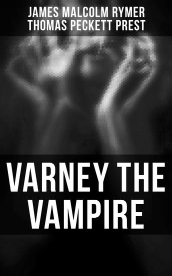 Varney the Vampire - cover