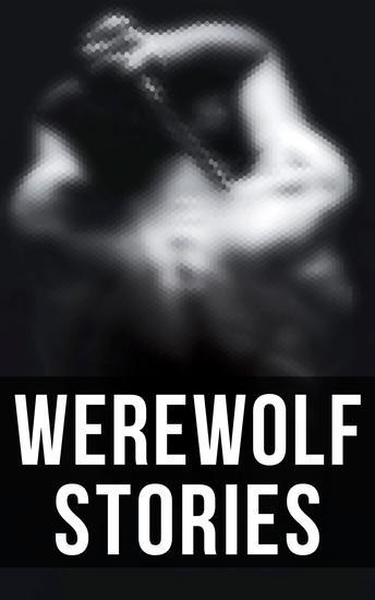 Werewolf Stories - cover