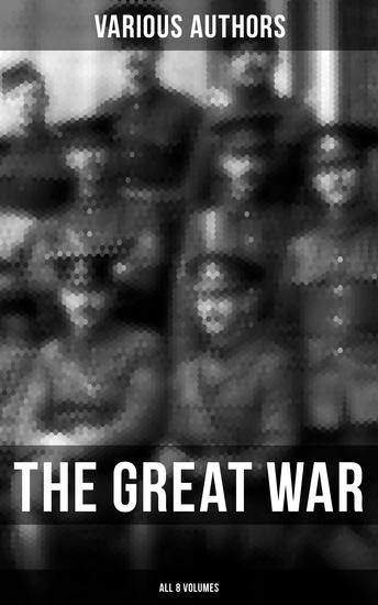 The Great War (All 8 Volumes) - cover