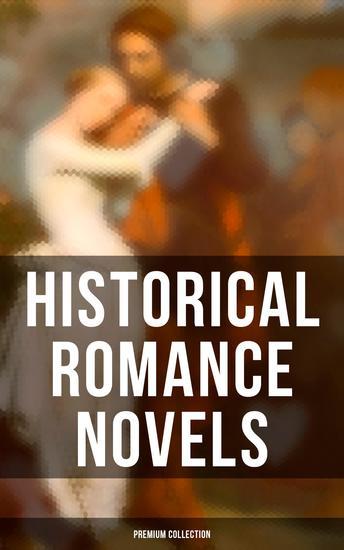 Historical Romance Novels - Premium Collection - cover
