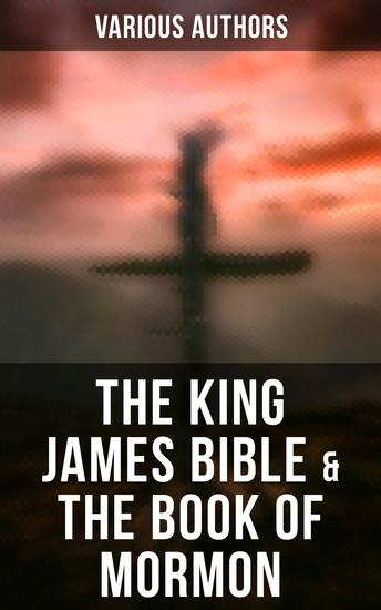 The King James Bible & The Book of Mormon - cover