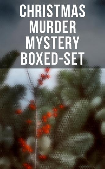 Christmas Murder Mystery Boxed-Set - cover