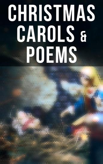 Christmas Carols & Poems - cover