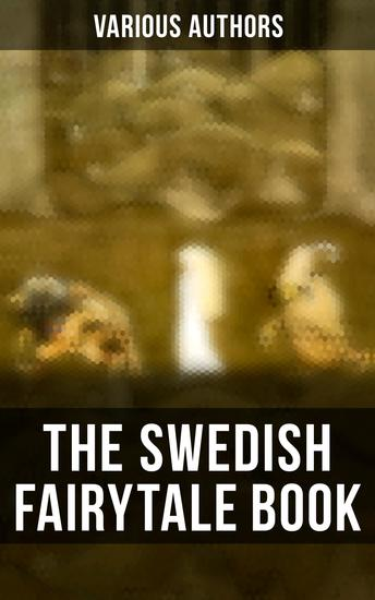 The Swedish Fairytale Book - cover