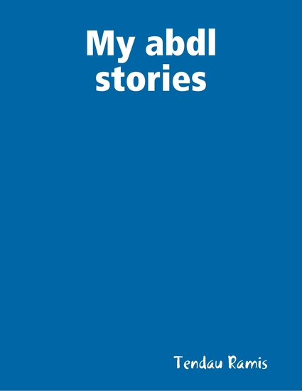 My ABDL Stories - cover