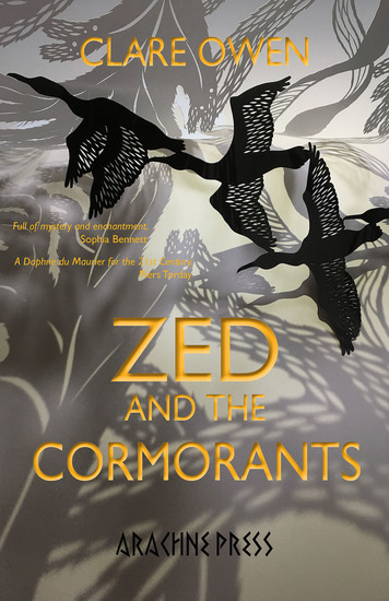 Zed and the Cormorants - cover