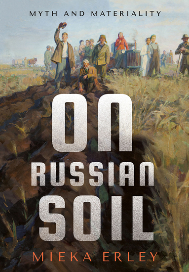 On Russian Soil - Myth and Materiality - cover