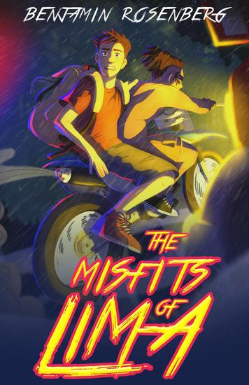 The Misfits of Lima - cover