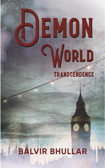 Demon World - Transcendence - cover
