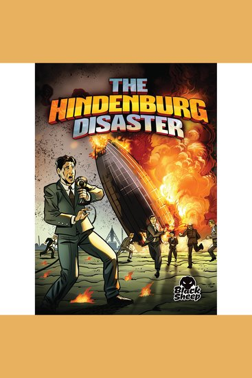 The Hindenburg Disaster - cover