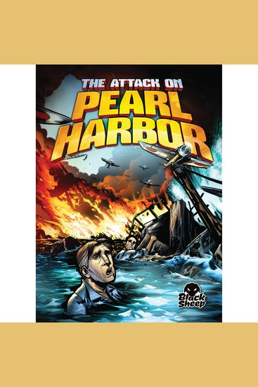 The Attack on Pearl Harbor - cover