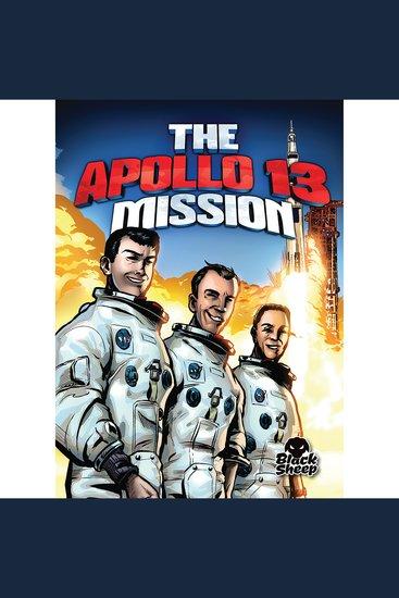 The Apollo 13 Mission - cover
