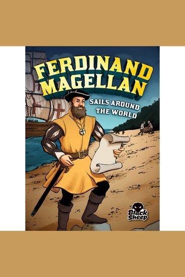 Ferdinand Magellan Sails Around the World - cover