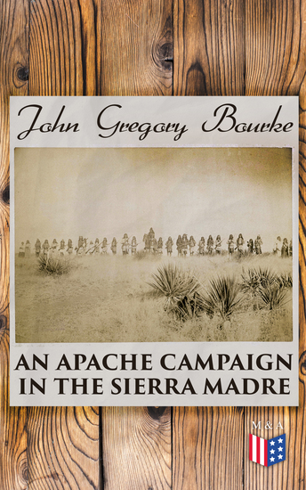 An Apache Campaign In The Sierra Madre - cover