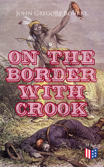 On The Border With Crook - cover