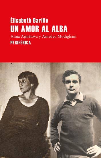 Un amor al alba - Élisabeth Barillé - cover