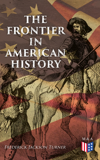 The Frontier in American History - cover