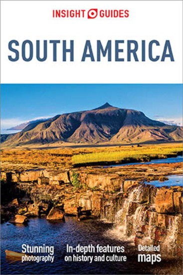 Insight Guides South America (Travel Guide eBook) - cover