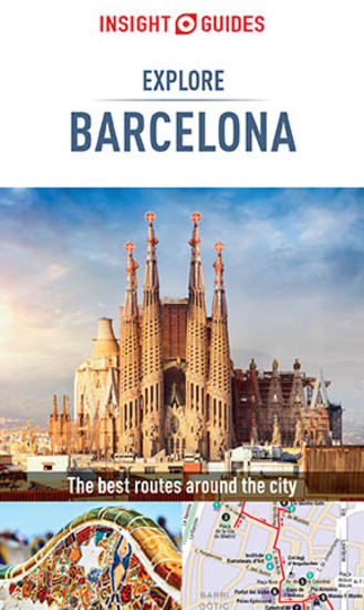 Insight Guides: Explore Barcelona - cover