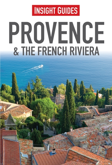 Insight Guides: Provence & the French Riviera - cover