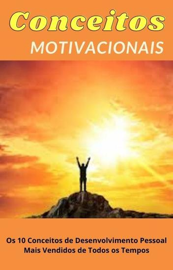 Conceitos motivacionais - cover