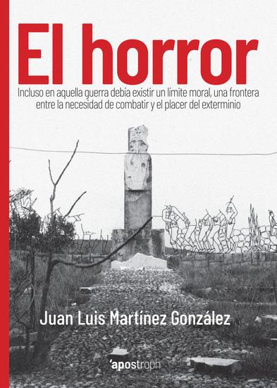 El horror - cover