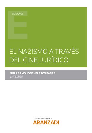 El nazismo a través del cine jurídico - cover