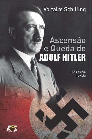Ascensão e Queda de Adolf Hitler - cover