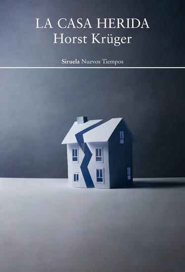 La casa herida - cover