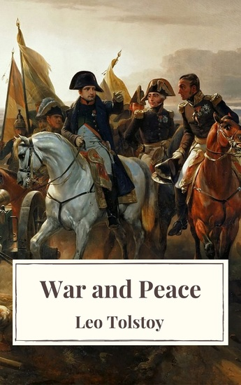 War and Peace - cover