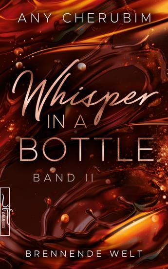 Whisper In A Bottle - Brennende Welt - Liebesroman - cover