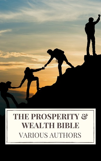 The Prosperity & Wealth Bible - cover