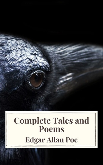 Edgar Allan Poe: Complete Tales and Poems The Black Cat The Fall of the House of Usher The Raven The Masque of the Red Death - cover
