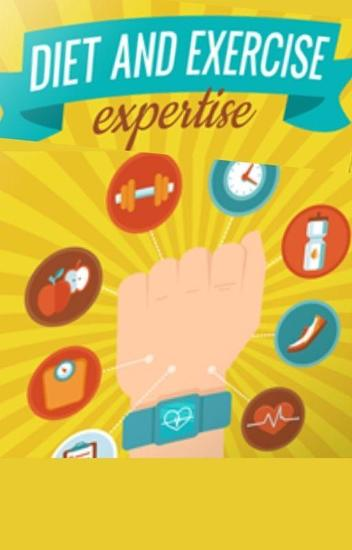 Diet and Exercise Expertise - cover