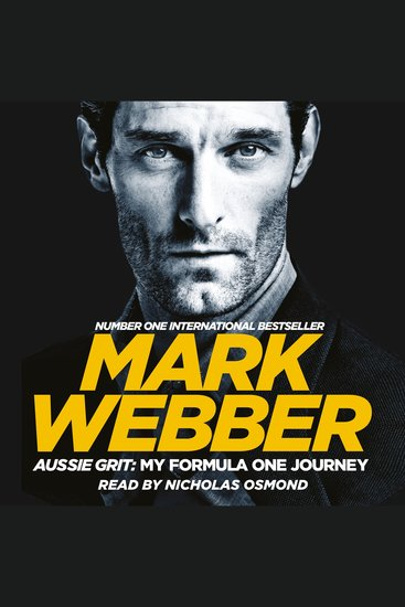 Aussie Grit: My Formula One Journey - cover