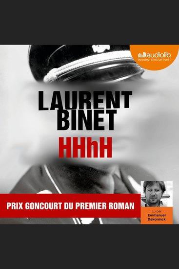 HHhH - cover